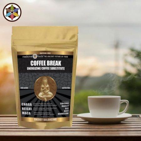 Coffee Break Energizing Coffee Substitute Sugar Free