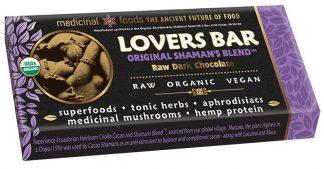 Raw Chocolate Lovers Bar Original Organic