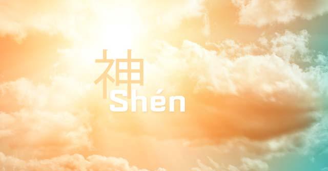 Shen Spirit Light Sky Clouds Chinese Medicine