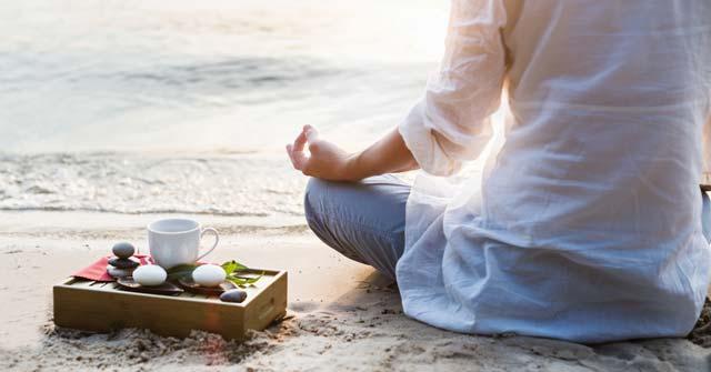 Spirit Tonic Tea Beach Meditation results