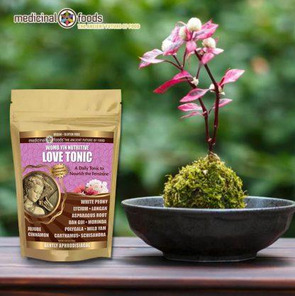 Womb Yin Love Tonic Female Hormone Balancing Herbs