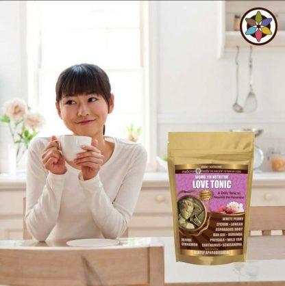 Womb Yin Nutrituve Love Tonic Feminine Hormone Balance