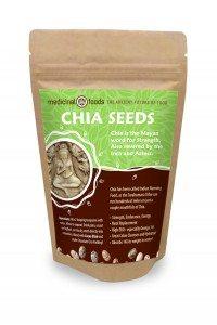 Medicinal Foods Chia Seeds