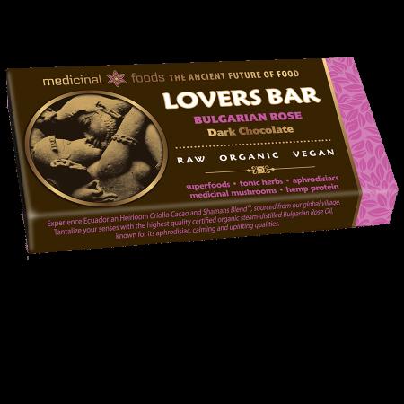 LoversBarRose