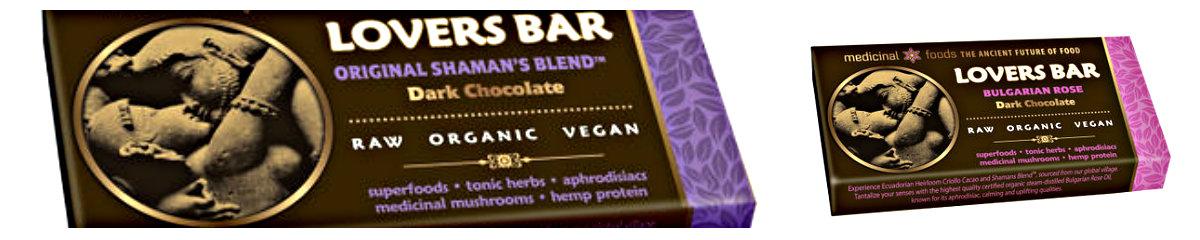 Medicinal Foods Raw Dark Chocolate