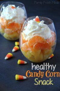 Healthy Candy Corn Recipe