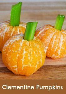 Recipe for Pumpkin Treats