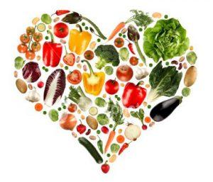 heart loving veggies natural living greens
