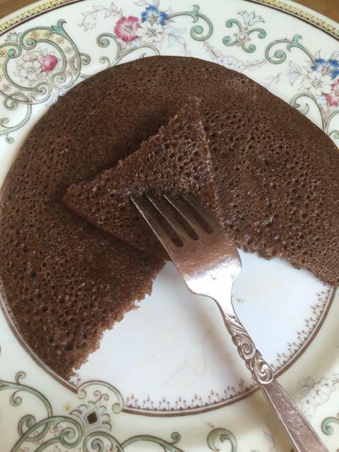 Gluten Free Sourdough Pancakes with Teff Flour