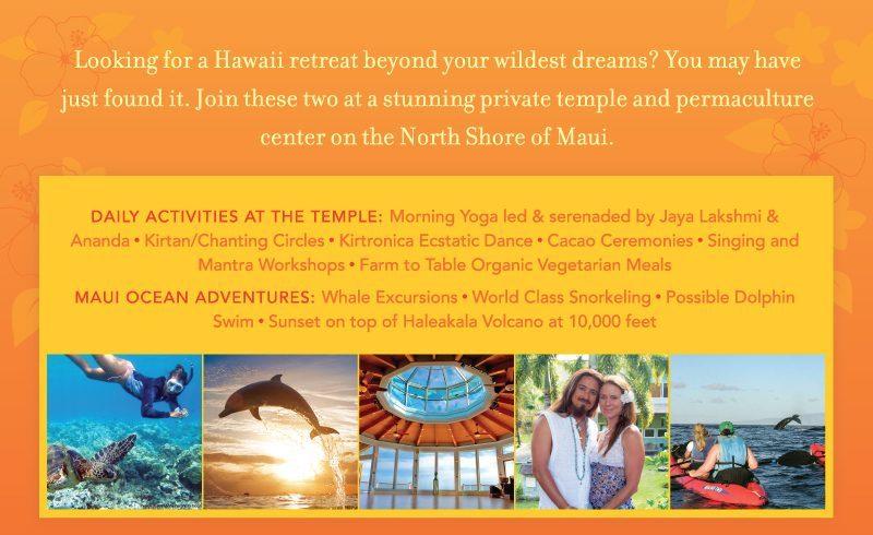 Hawaii Spirit Camp Maui Retreat Feb
