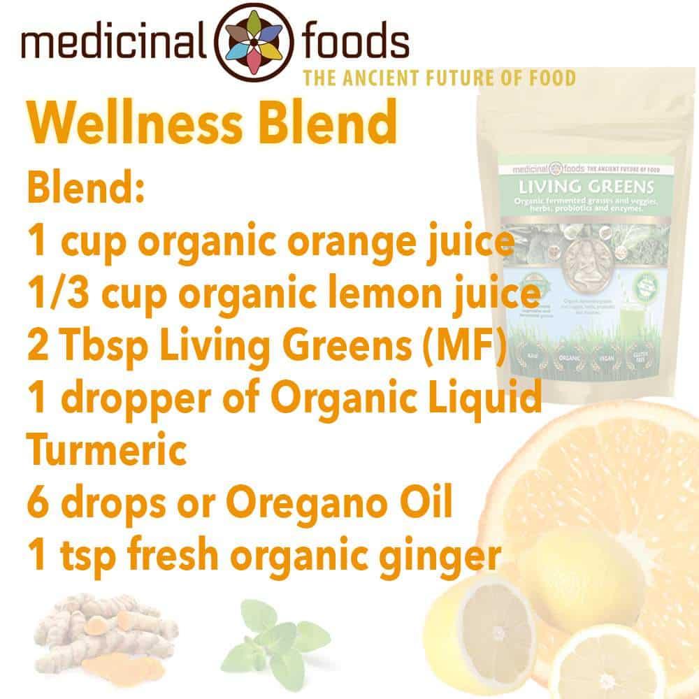 Wellness Blend