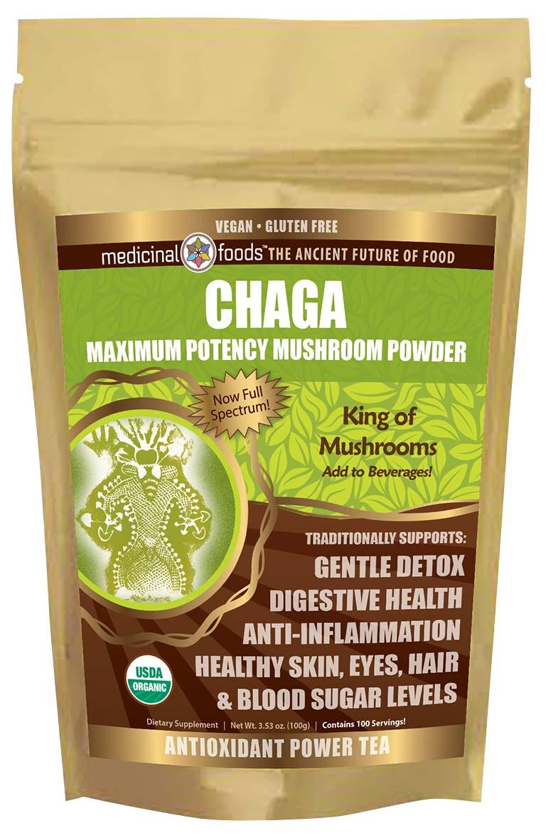 chaga mushroom gold standard maximum