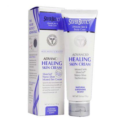 Hyaluronic Acid Cream Essential Skin Care by Silverbiotics