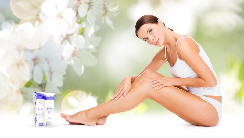 Hyaluronic Acid Cream Full Body Skin Care Silverbiotics