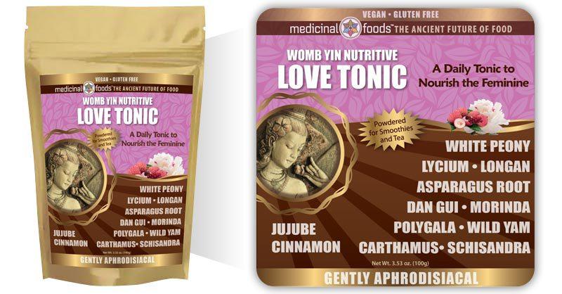 Love Tonic Female Hormone Balance Medicinal Foods