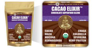 Raw Cacao Elixir Medicinal Foods X
