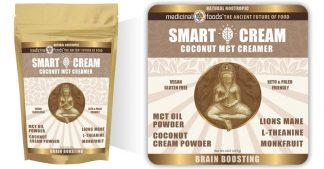 Coconut Creamer Mct Oil Lions Mane Brain Nootropic
