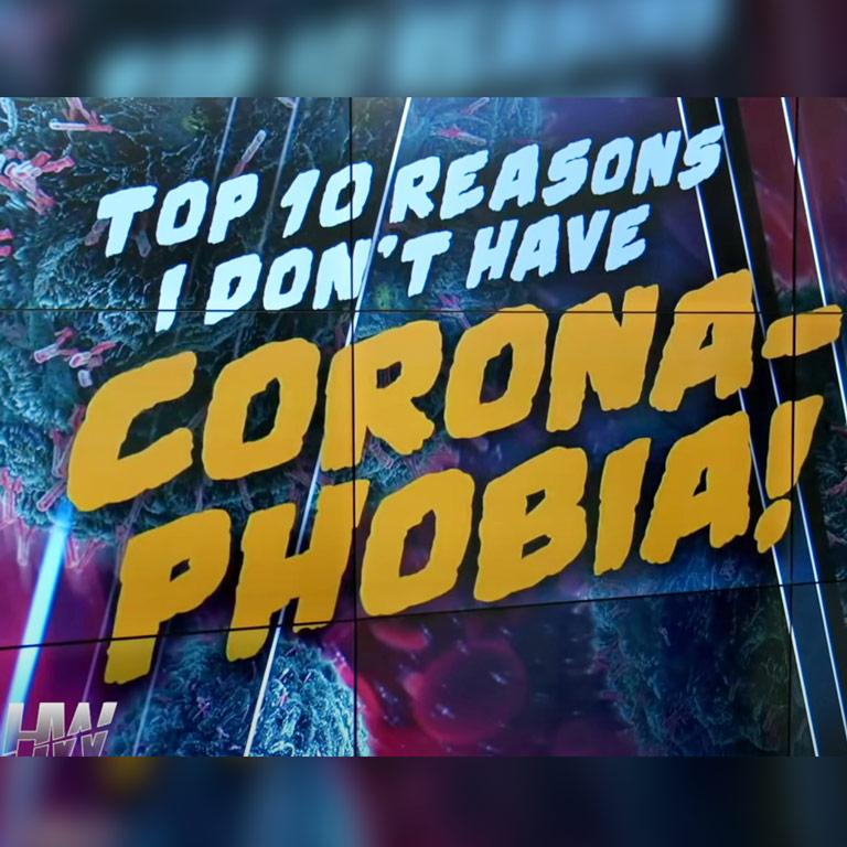 Top Ten No Corona Phobia Del Big Tree